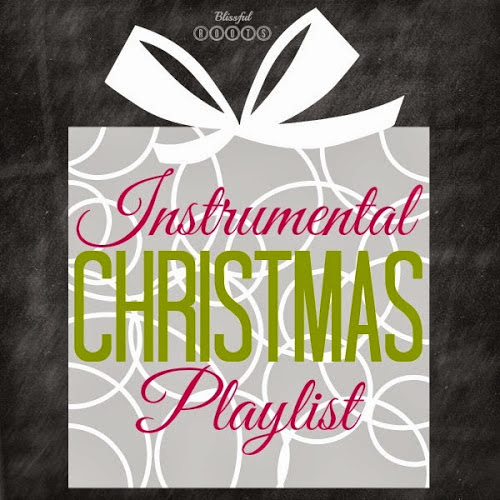 Christmas Playlist from Blissful Roots