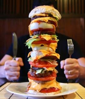 foto grandi hamburger