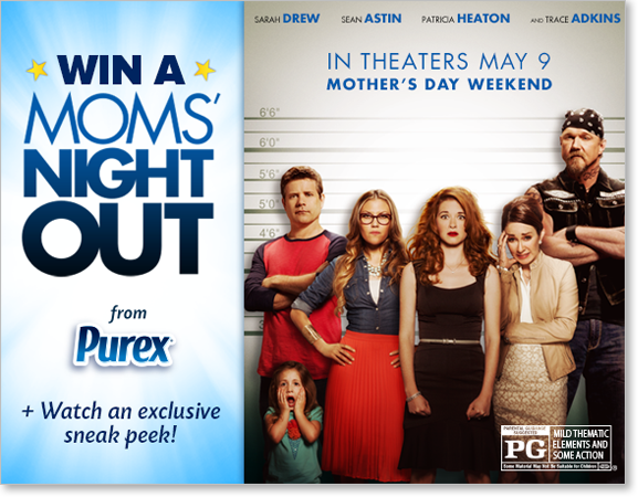 Mom's Night Out Giveaway