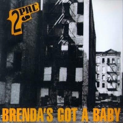 2Pac – If My Homie Calls / Brenda's Got A Baby (VLS) (1992) (320 kbps)