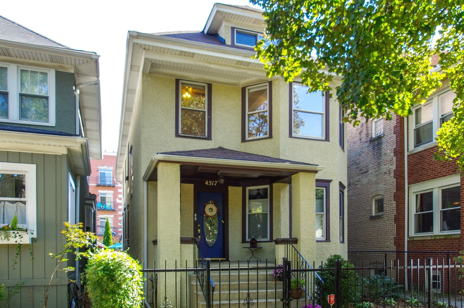 Sold! Two-flat Albany Park $515K
