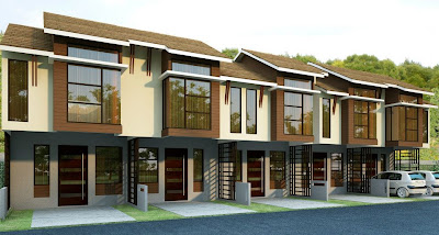 Dreamhomes Banawa House and Lot For Sale Cebu City Townhouses and Single Detached Pre-selling