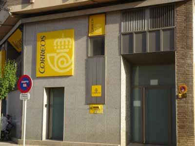 Amador dom nguez correos formaci n oficinas de correos for Oficina de correos parla