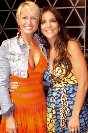 Xuxa e Ivete Sangalo (Foto: Google Imagens)
