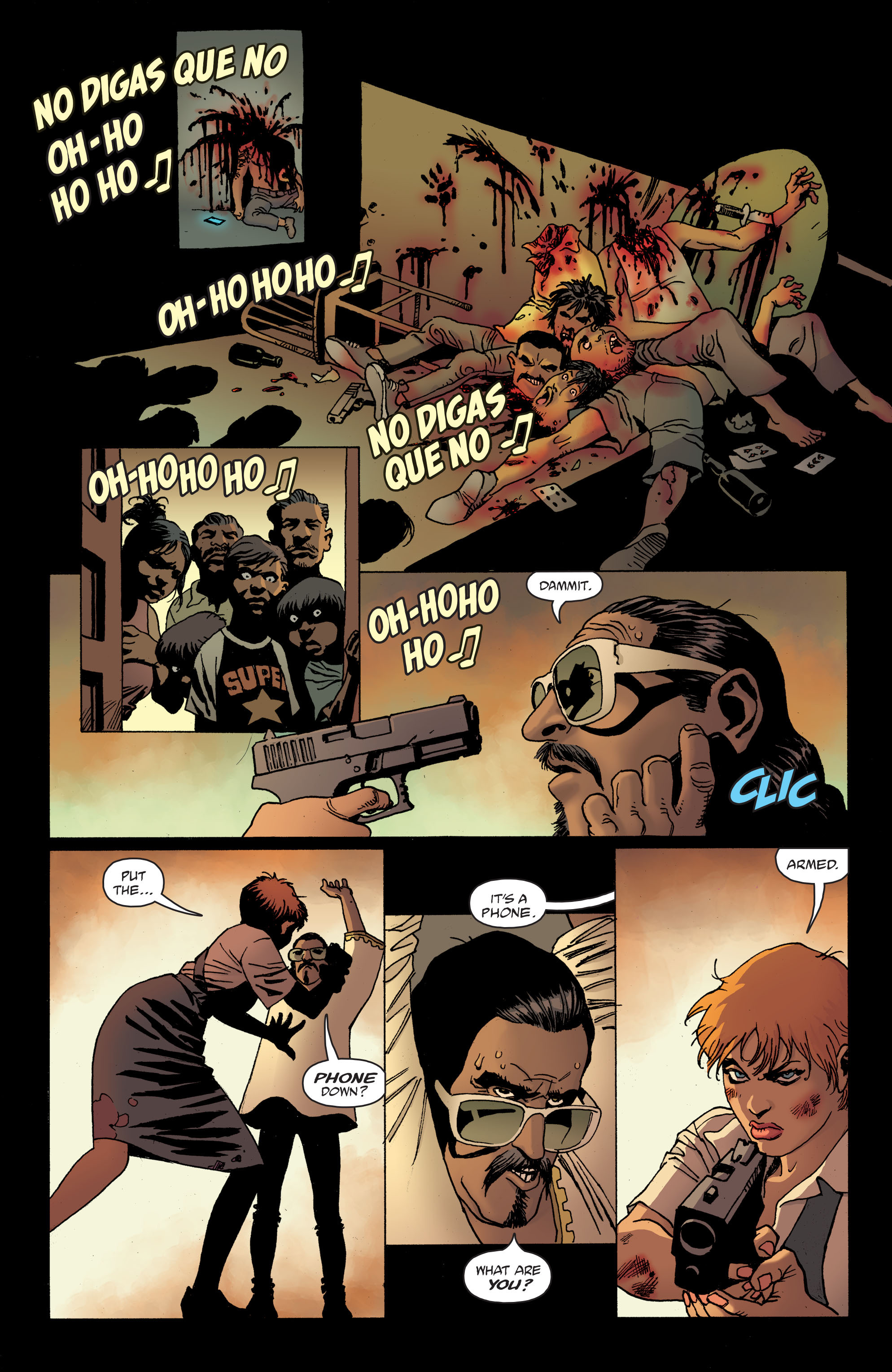 100 Bullets: Brother Lono Full Page 179