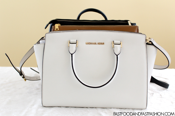 Review: MICHAEL by Michael Kors Selma Large East West Satchel ...
