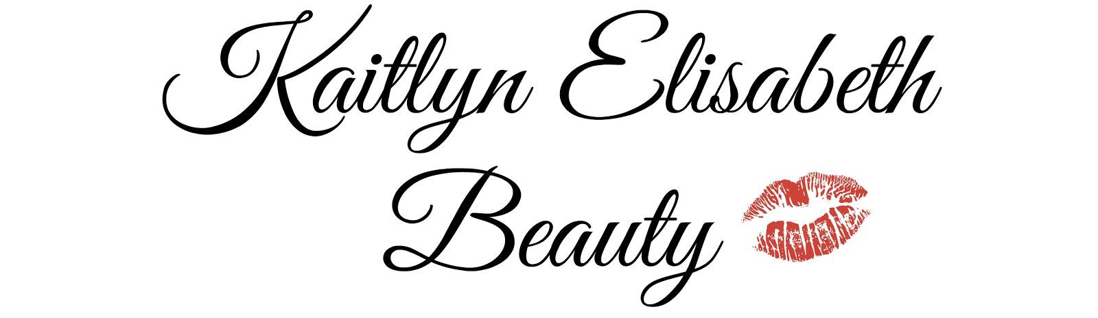 Kaitlyn Elisabeth Beauty