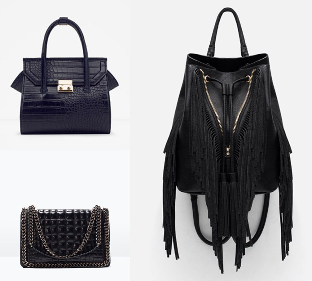 Eniwhere Fashion - Zara's Wishlist - Natale - bags