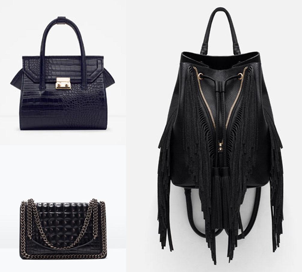 Eniwhere Fashion - Zara's Wishlist - Natale - bags