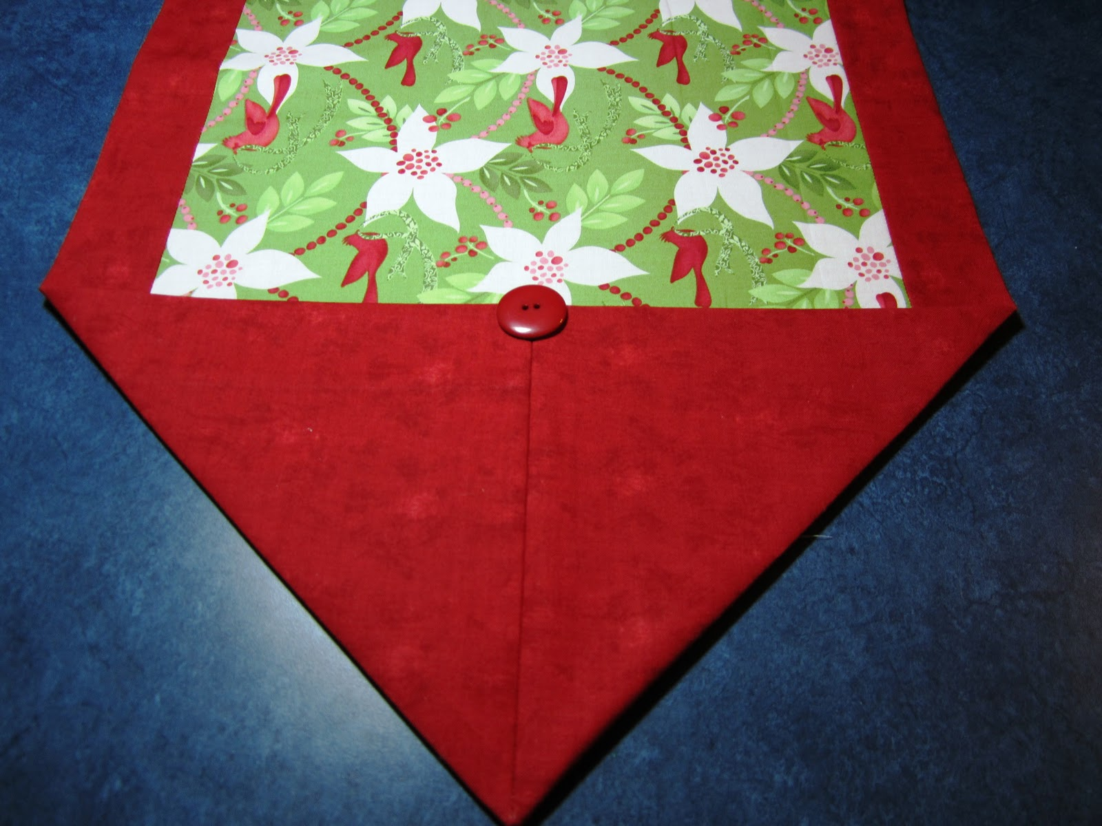 Crafts 10 minute table runner for 10 min table runner