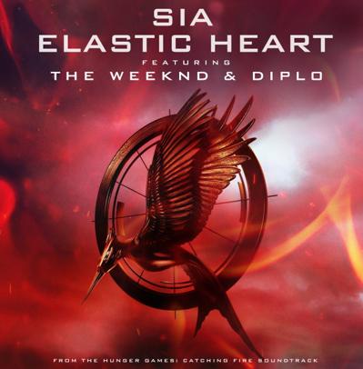 Guitar Chords : Elastic Heart - Sia Guitar Chords