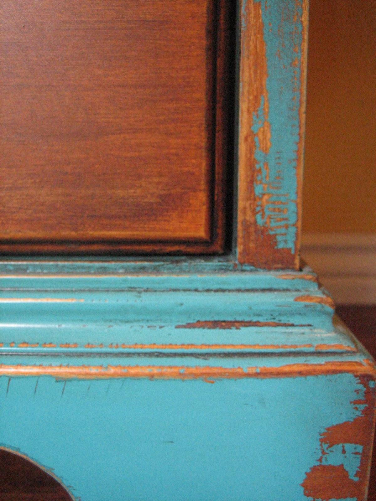 European Paint Finishes For Keeps Dresser