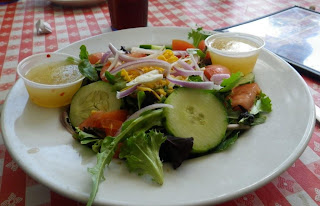 Linger House Salad.