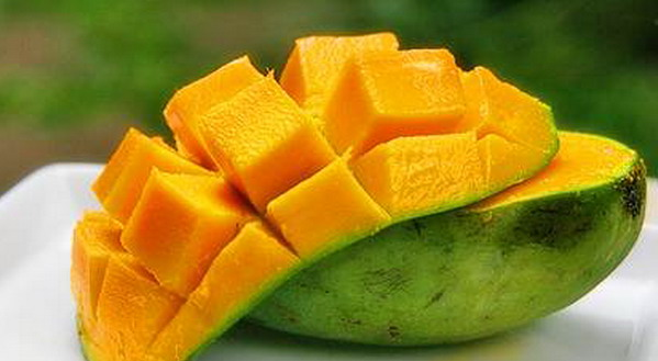 mangga jenis buah untuk batuk flu pilek