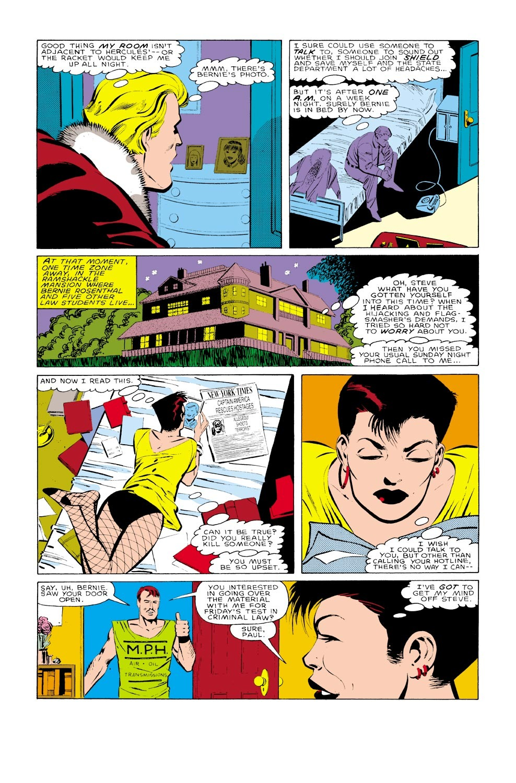 Captain America (1968) Issue #323 #251 - English 11