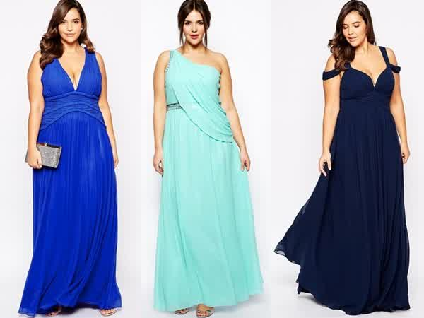 Plus Size Winter Wedding Guest Dresses latest fashion trend
