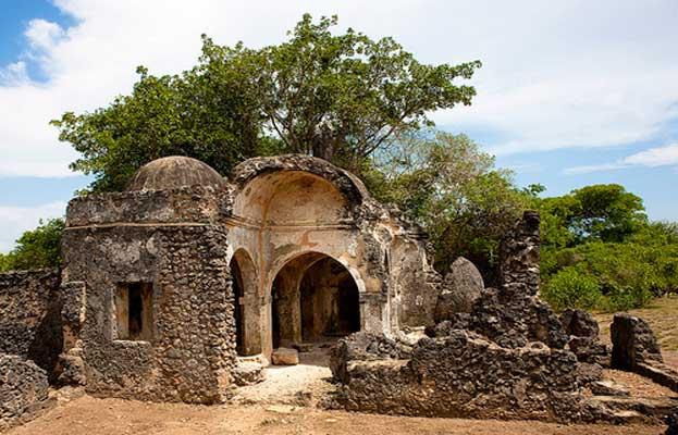 Ruins of Kilwa Kisiwani and Ruins of Mnara Heritage