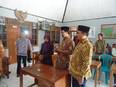 Berita Acara Pengundian Nomor Urut Calon Kepala Desa Tambaharjo