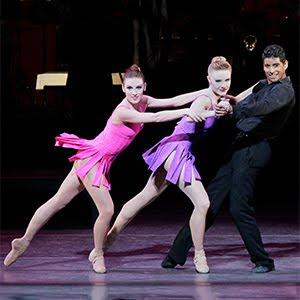 New York City Ballet - Who Cares?, Davidsbündlertänze, Glass Pieces