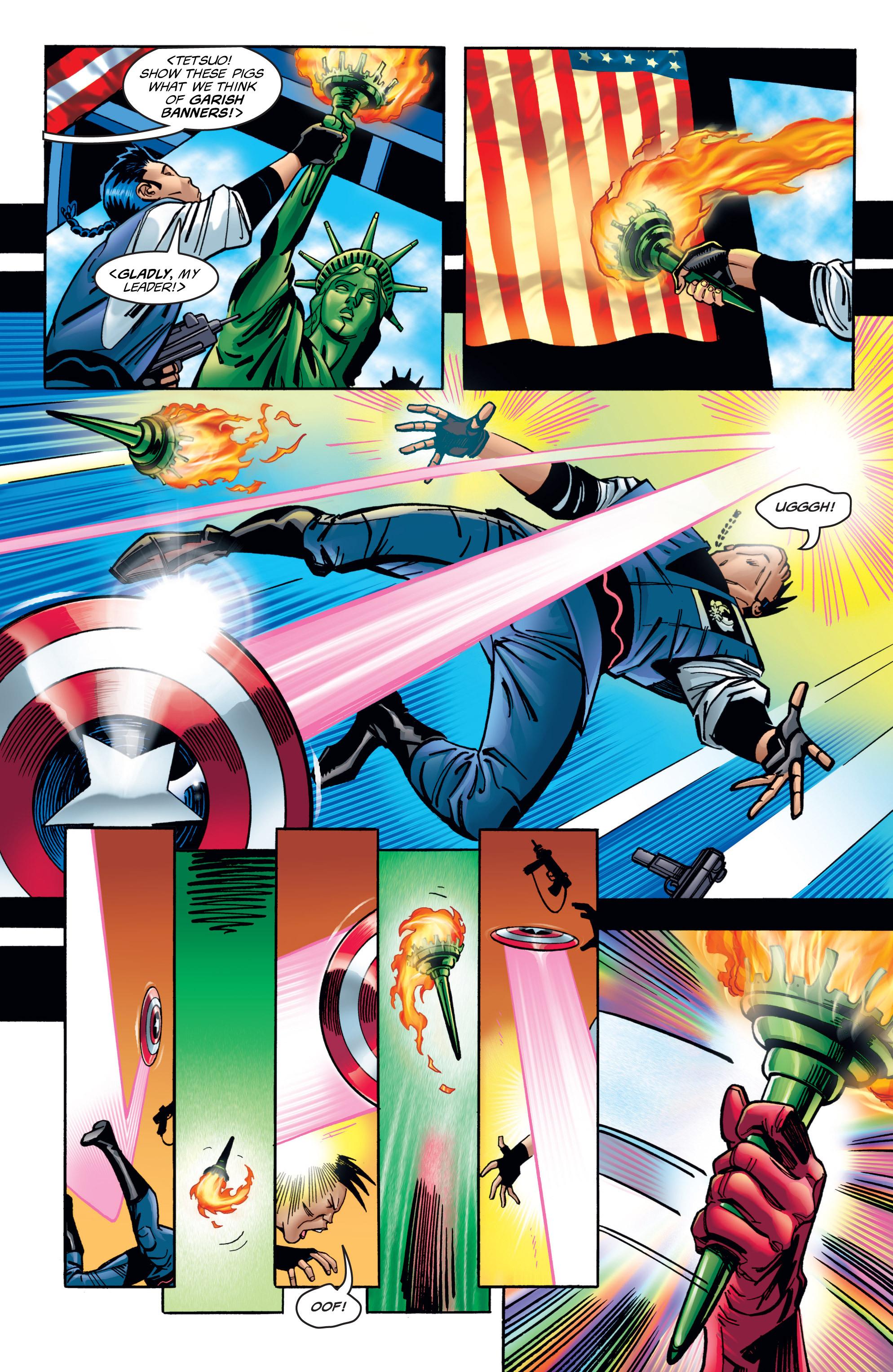 Captain America (1998) Issue #1 #4 - English 6