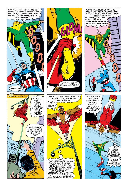Captain America (1968) Issue #172 #86 - English 14