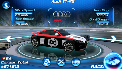 Asphalt 6: Adrenaline Full Apk + Data for Android (Offline)