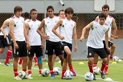 Este viernes Inicia México en el Mundial  Sub 20