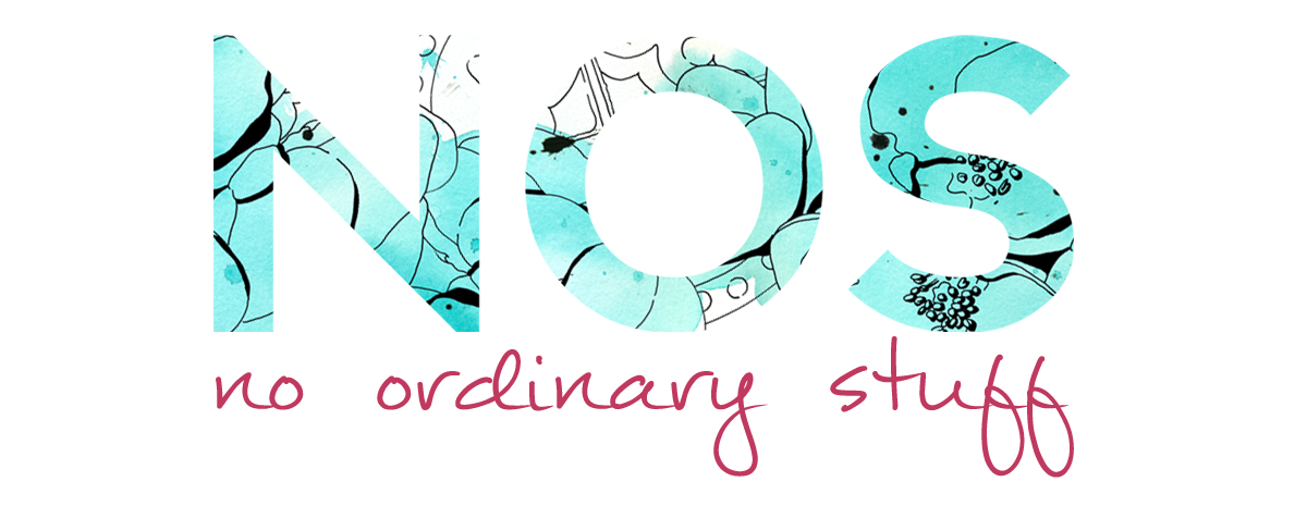 No Ordinary Stuff