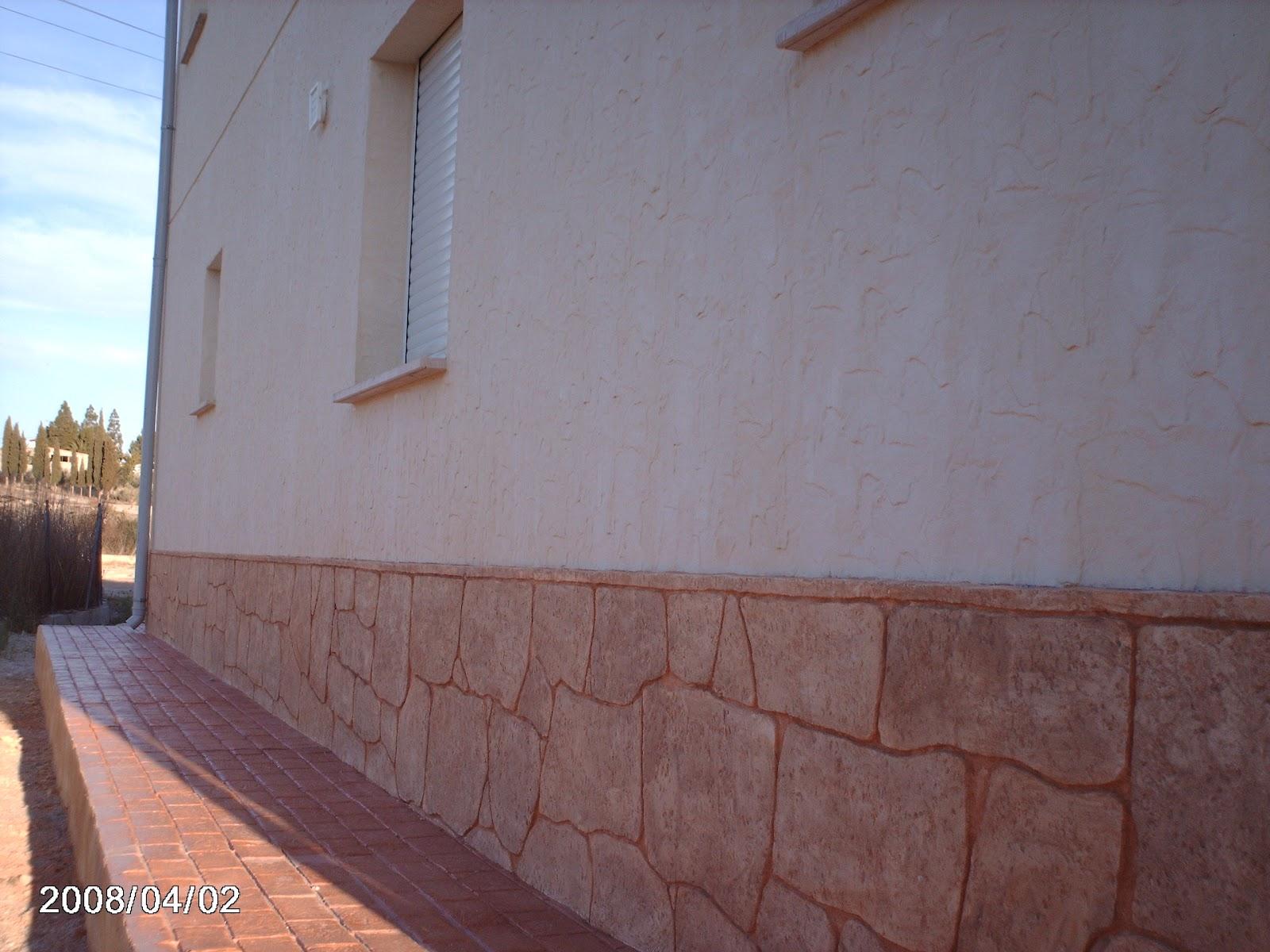zocalos y muros en piedra tallada - Zocalos De Piedra