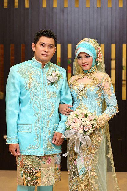 Contoh Model Baju Muslim Untuk Pesta Pernikahan Baju
