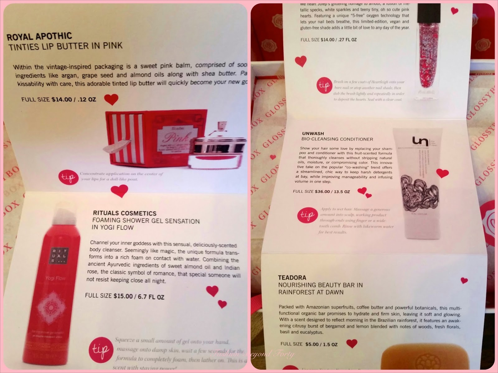 February 2015 Glossybox Review