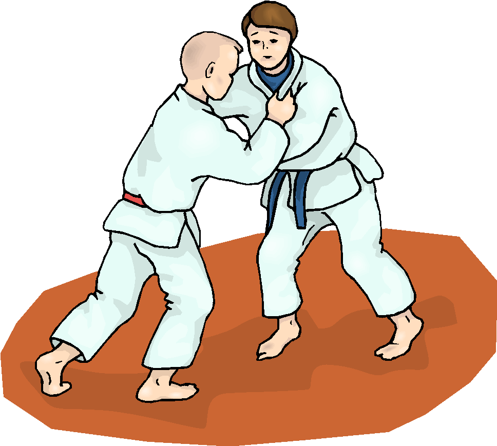 Judo Free Clipart Microsoft