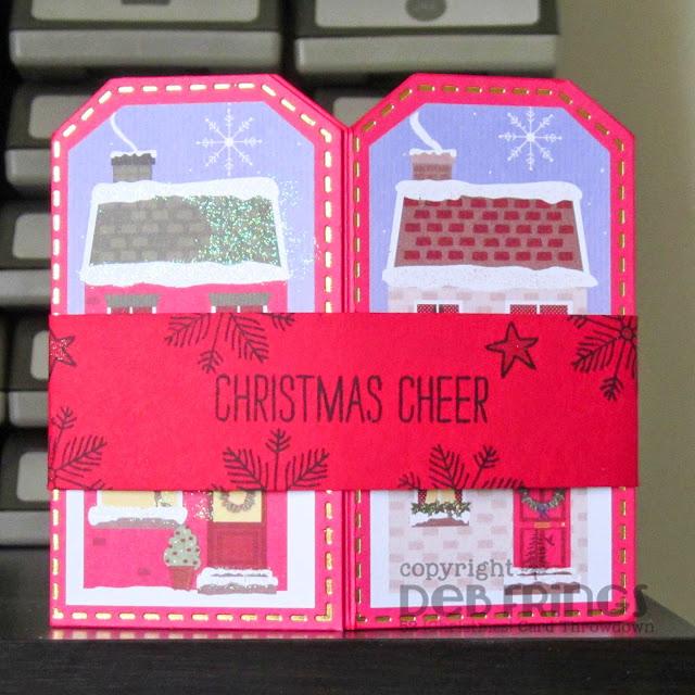 Tag Card - photo by Deborah Frings - Deborah's Gems