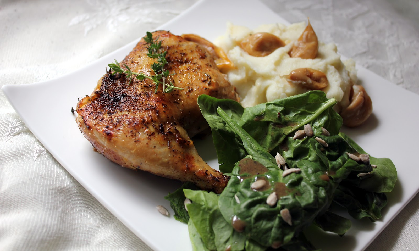 Chicken with 40 Cloves of Garlic (slow cooker recipe) ~ Stuff I Make ...