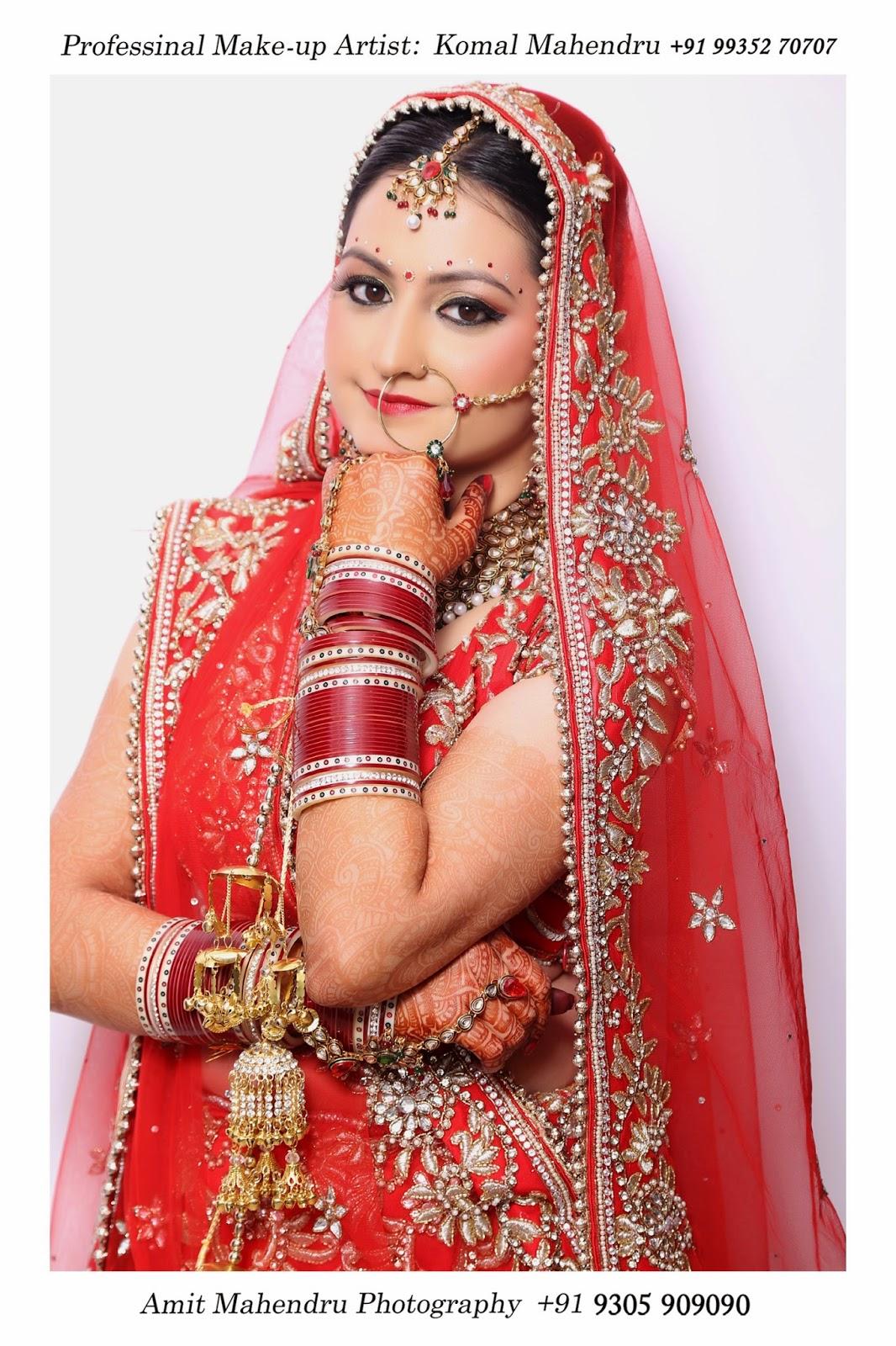 Komal mahendru s professional makeup lucknow india bridal makeup - Komal Mahendru S Professional Makeup Lucknow India Bridal Makeup Beauty Salon Hair Salon