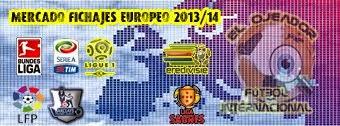 FICHAJES EN EUROPA
