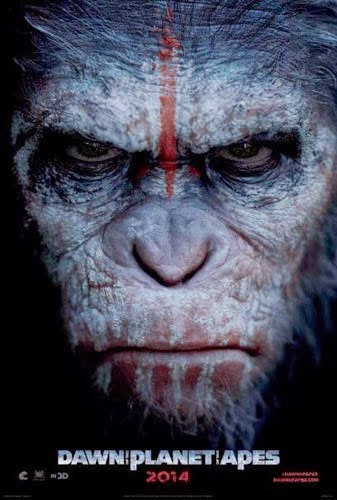 Download Film Dawn of the Planet of the Apes (2014)