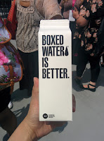 Boxed Water is Better Generation Beauty
