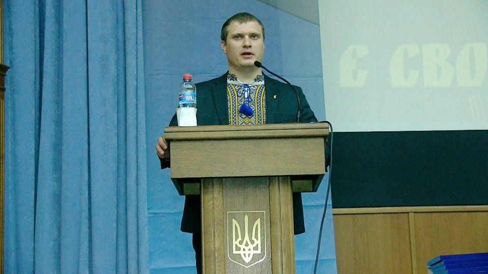 Звіт депутата Київської обласної ради Євгена Чубука за 2017 рік