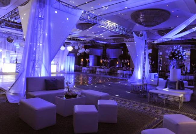 Decoracion de Bodas Lounge, parte 4
