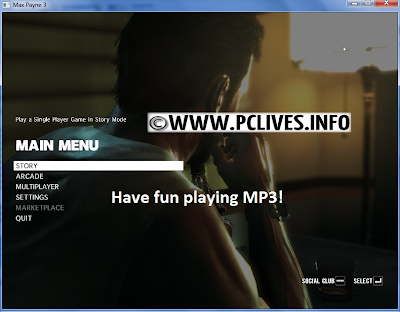 fun playing Max payne 3 Collector edition