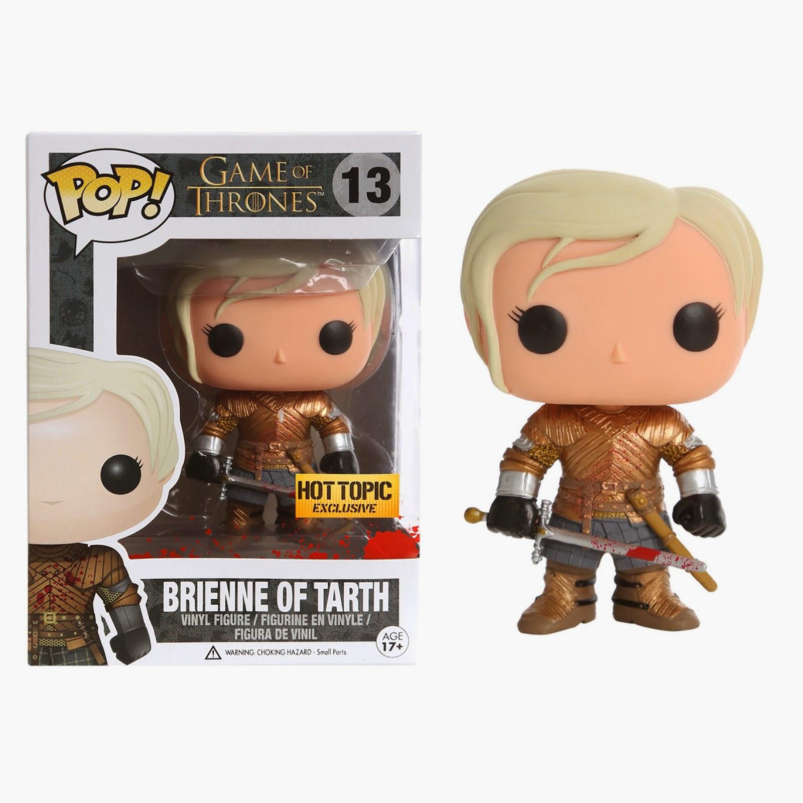 Funko Pop! Brienne de  Bloody
