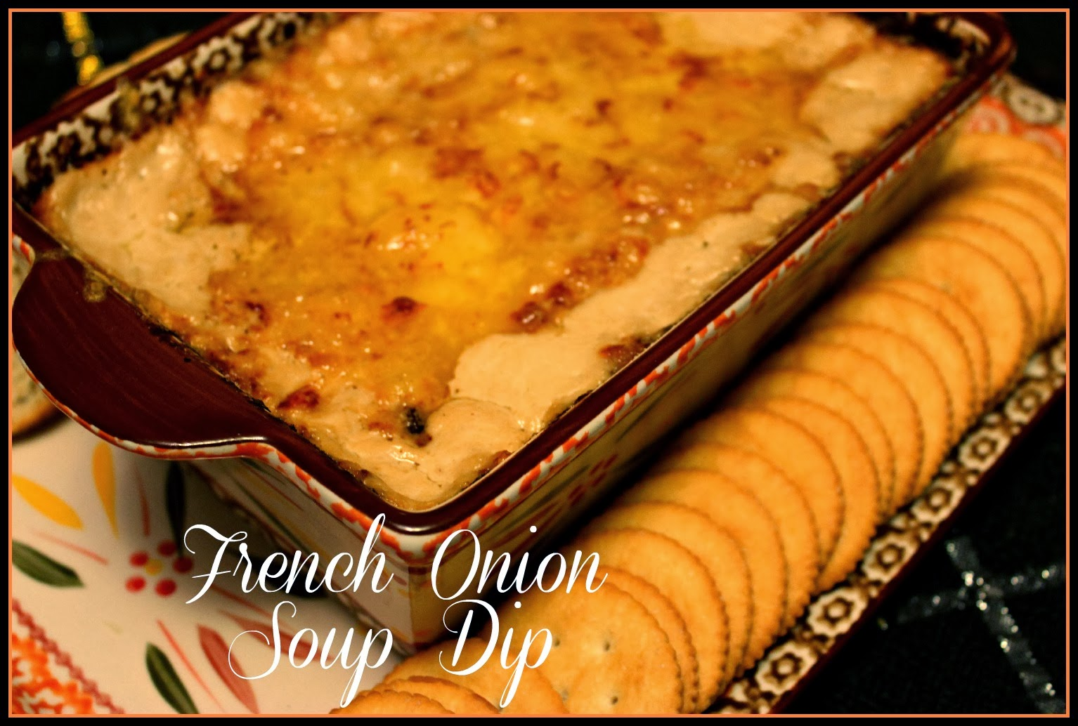 Sweet Tea and Cornbread: French Onion Soup Dip!