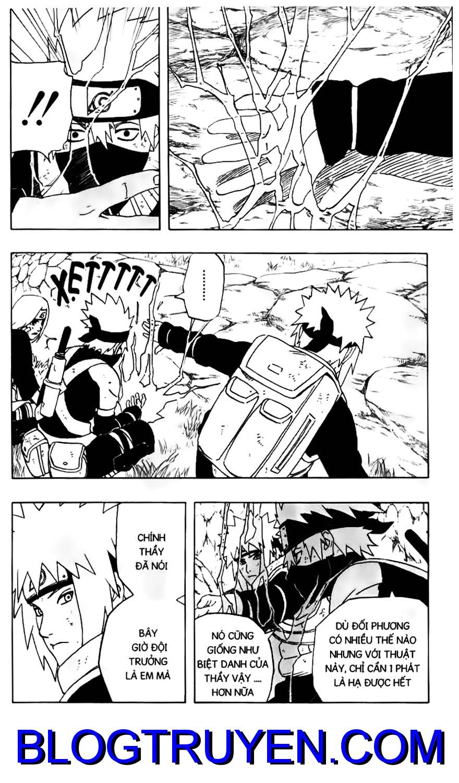 Naruto chap 240 Trang 3 - Mangak.info