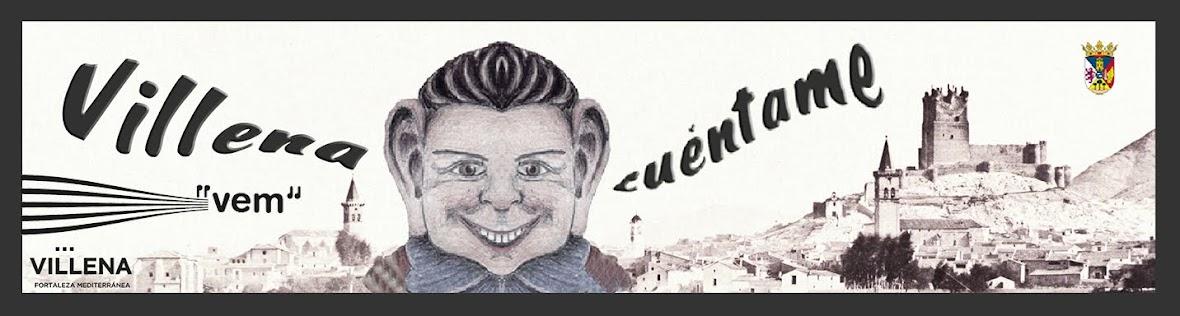 VILLENA CUÉNTAME