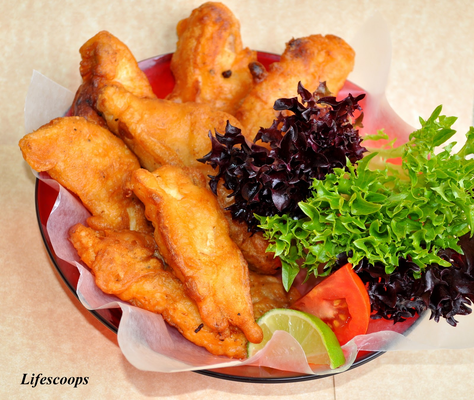 Life Scoops: Beer Battered Fish