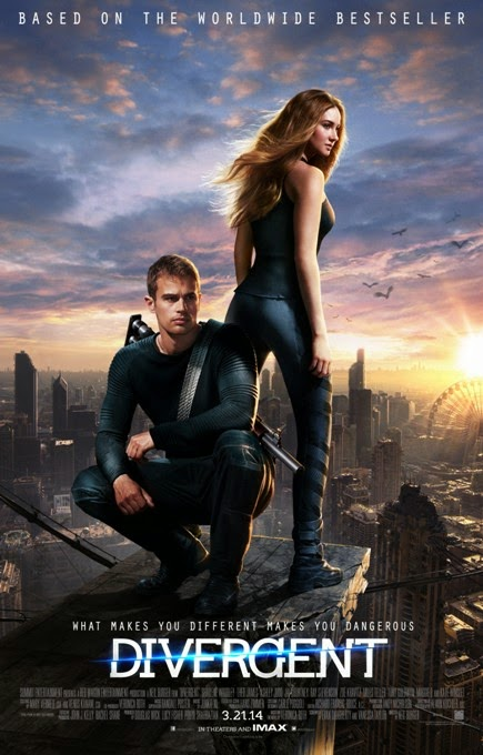 """""""Divergent (2014)"""" movie review by Nazmysti Nm"""
