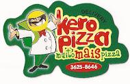 Sua pizza entregue em sua porta
