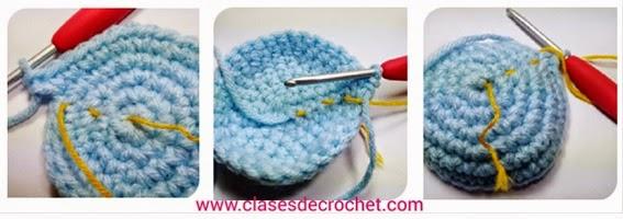 graciela gaudi, tejido crochet