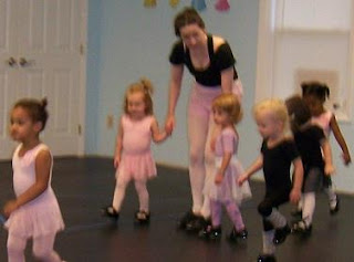 charlotte dance instruction 2 year olds
